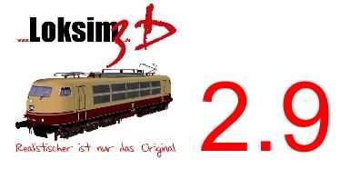 Loksim3D 2.9